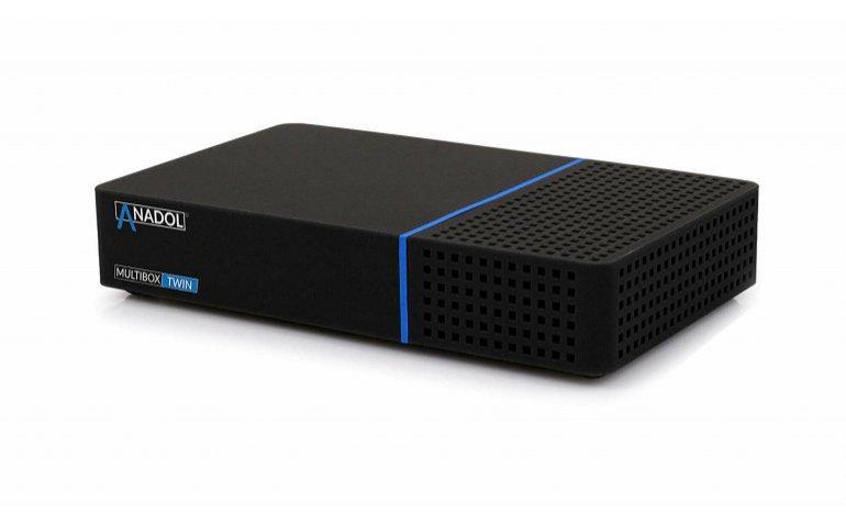 Anadol Multibox Twin 4K: Ultra HD kijken voor een prikkie