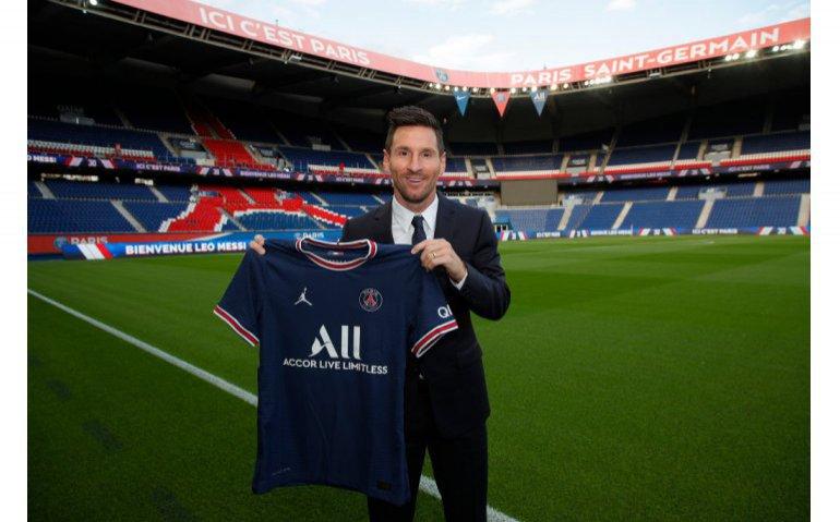 Ziggo Sport spint garen overstap Messi naar Ligue 1