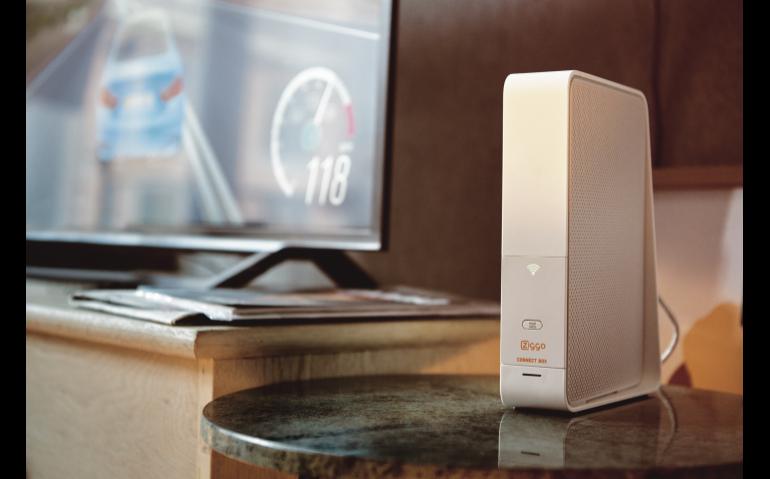 Ziggo geeft twee miljoen klanten toegang tot beter wifi