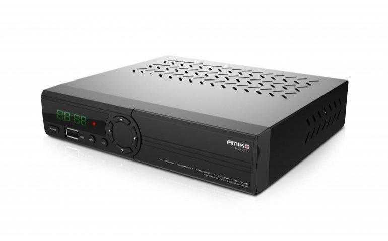 Getest in Totaal TV: de Amiko HD8265+, een hybride wonderkastje