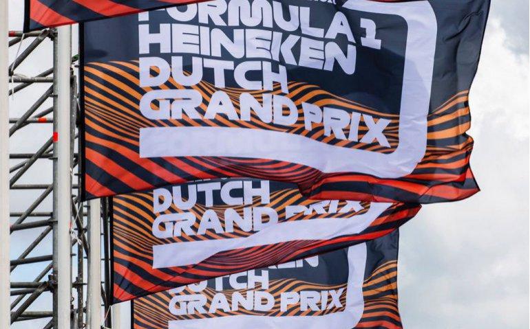 Grand Prix Radio tijdens GP Zandvoort via DAB+ in ether