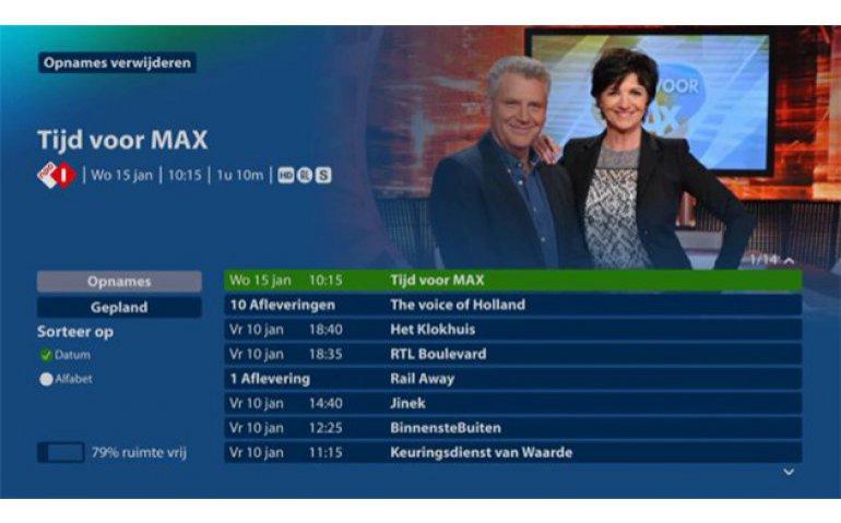 KPN: voorlopig geen uitbreiding HD Glas-aanbod en 'HD Glas op 1'