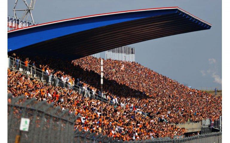 Formule 1 Heineken Dutch Grand Prix Zandvoort live op tv en radio