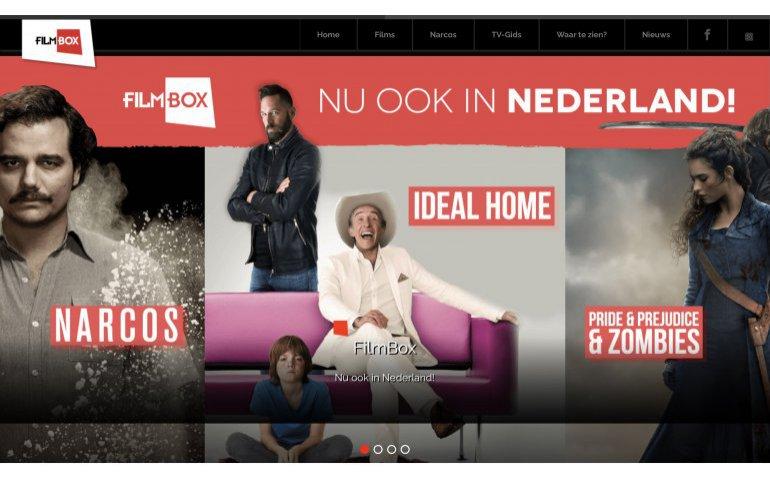 Filmbox HD nog niet bij Ziggo en KPN maar wel bij Delta en Caiway
