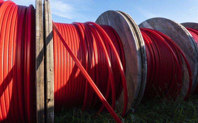 KPN en T-Mobile gaan glasvezel in Ridderkerk aanleggen