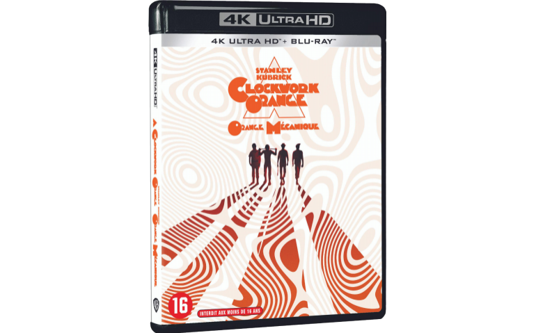 Win de 4K Ultra HD van A Clockwork Orange