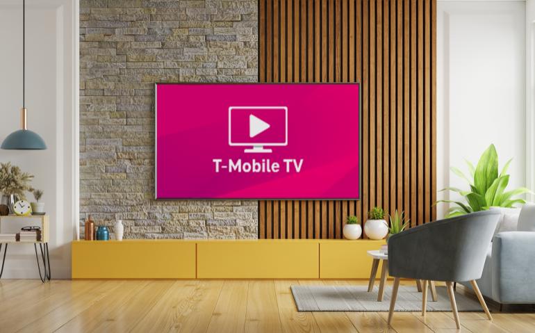 T-Mobile introduceert kijken zonder decoder met nieuwe tv-app