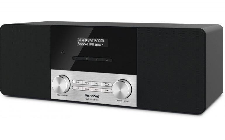 TechniSat Cablestar 400: Digitale kabelradio met toeters en bellen