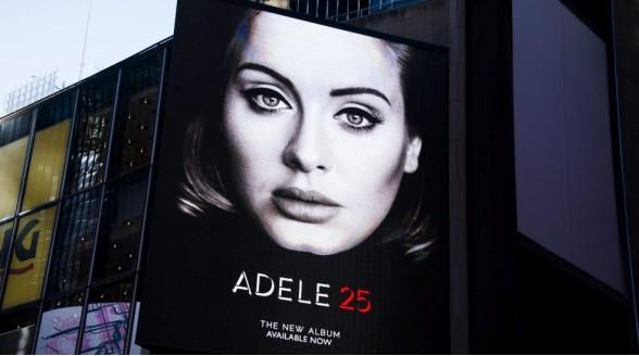Adele at the BBC ook bij de Vara