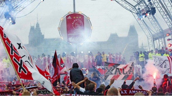 Ajax–PSV live bij FOX Sports en NOS