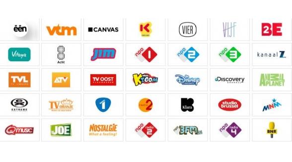 Alle Vlaamse zenders op termijn naar Astra 23,5 oost