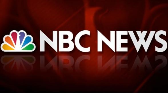 Amerikaanse NBC News door het stof na leugen nieuwsanker