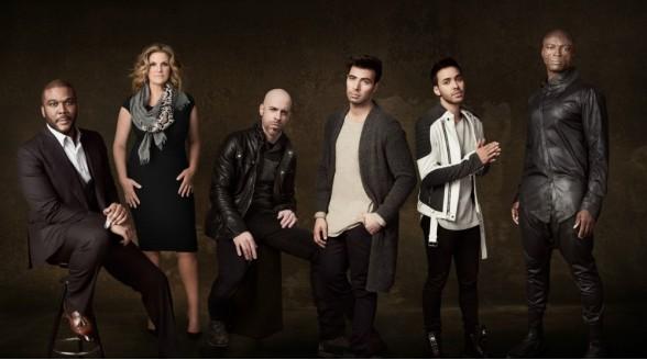 Amerikaanse The Passion met zanger Seal op FOX