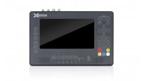 Amiko Xfinder HD Professional: Meter en ontvanger in een
