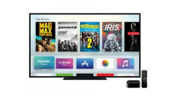 Apple vernieuwt Apple TV 4
