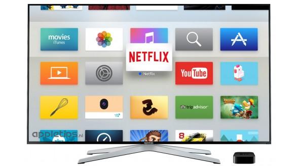 Apple wil Netflix overnemen