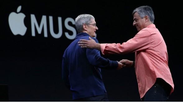 Apple wakkert strijd muziekstreamingdiensten aan