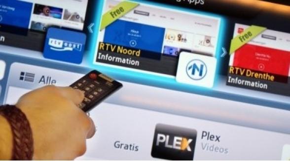 TV-kijken via apps is de toekomst
