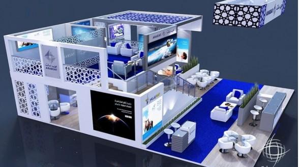 Arabsat presenteert BADR-7 op IBC