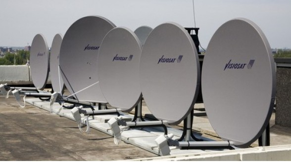 Astra 2G satelliet binnenkort operationeel