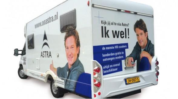 Astra geeft Nederlandse camperbezitters LNB-advies