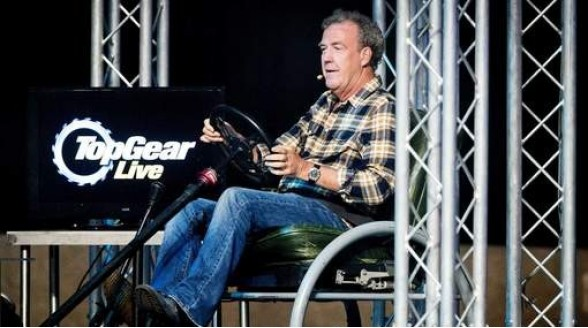 Autoshow Top Gear-trio kost Amazon heel veel geld