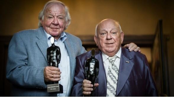 Bassie en Adriaan winnen belangrijke Vlaamse televisieprijs