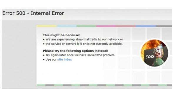 BBC grotendeels offline door cyberattack