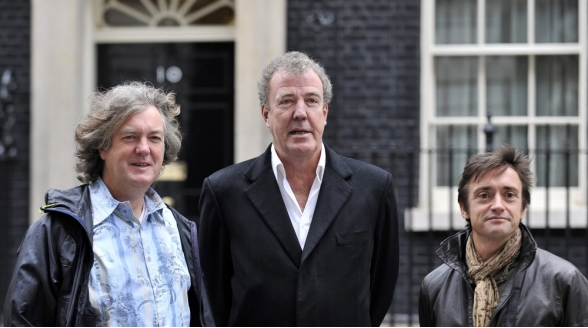 'BBC ontslaat Jeremy Clarkson'