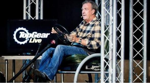 Petitie Top Gear-terugkomst Jeremy Clarkson groot succes