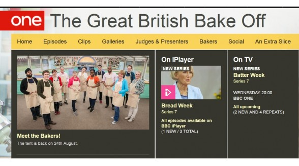 BBC verliest The Great British Bake Off