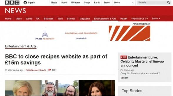BBC World News moet verbeteringen doorvoeren