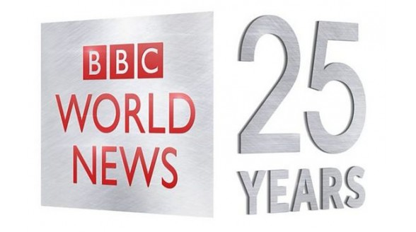 BBC World News viert 25-jarig jubileum