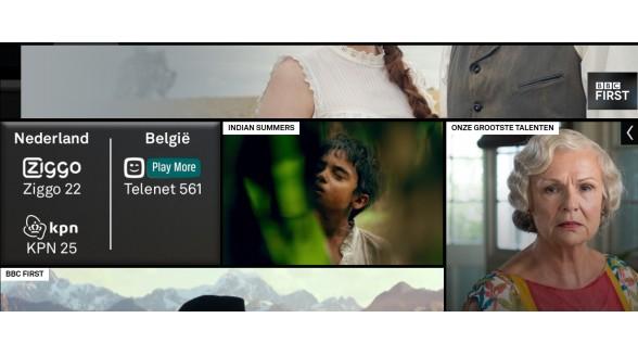 BBC Worldwide verdedigt keuze reclameblokken BBC First