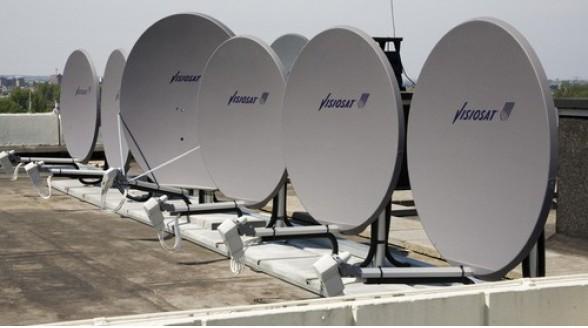 Britse zenders verhuizen van satelliet