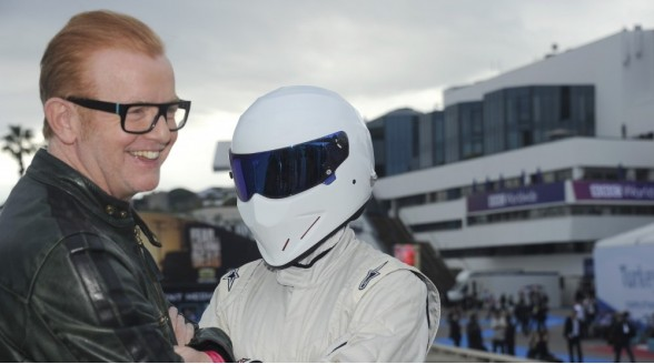 Chris Evans zenuwachtig over Top Gear