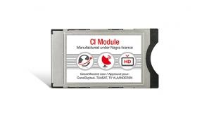 M7 CI+ module: Satelliet kijken met een CI+ module