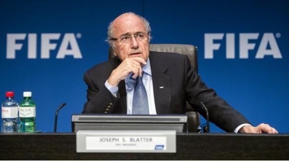 Coca Cola en Mc Donalds vragen vertrek Blatter