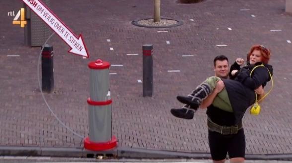 Commerciële Bananasplit op RTL 4
