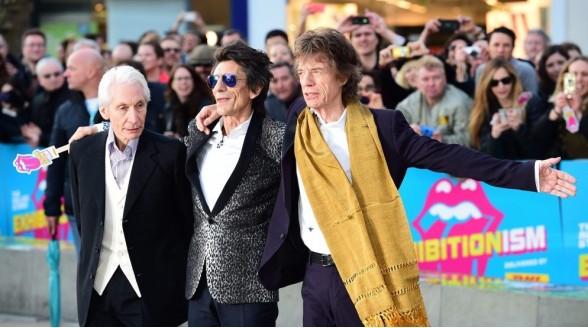 Concert The Rolling Stones in Cuba in Ultra HD
