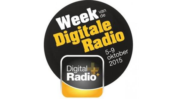 DAB+ in de schijnwerper tijdens week van de digitale radio