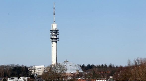 DAB+ zenderpark NPO op Groningen na voltooid