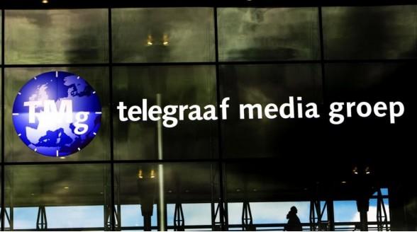 De Telegraaf begint twee tv-zenders