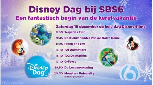 Disney Dag op SBS6 en SBS9