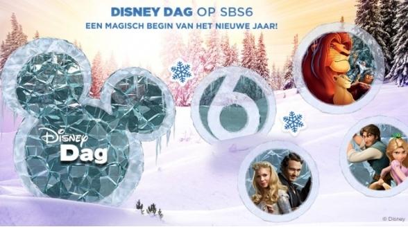 Disney maakt SBS6 magisch