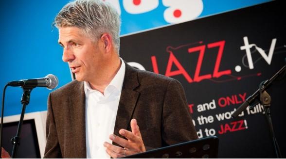 DJAZZ.tv opent eigen tv-studio