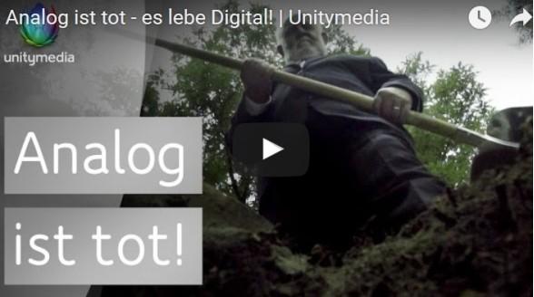 Duits zusterbedrijf Ziggo begint met analoge uitschakeling