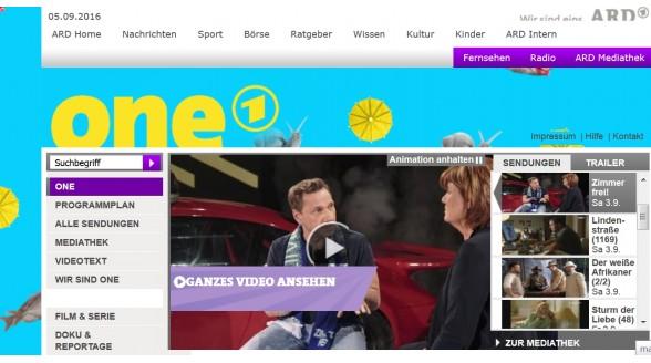 Duitse publieke omroep wijzigt HD-aanbod