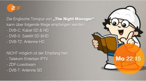 Duitse tv zendt eindelijk weer origineel geluid uit (Update)