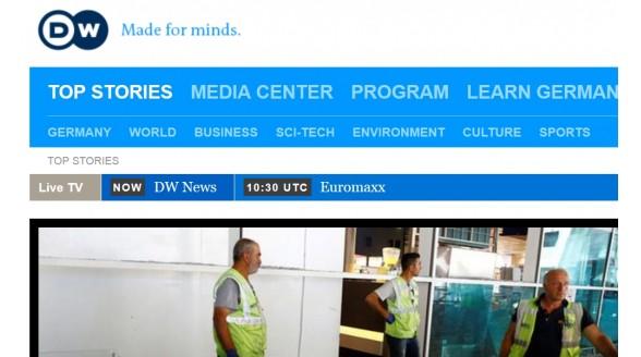 Duitstalige kanaal Deutsche Welle wordt cultuurzender